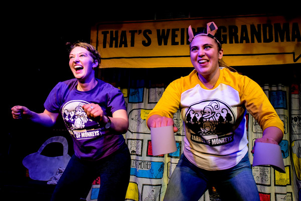 Photo Flash: Barrel of Monkeys' Presents THAT'S WEIRD, GRANDMA: Stories That Groove
