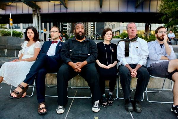 Layla Khosh, Ben Beckley, Rolls Andre, Elena McGhee, Christopher Hurt, Edward Bauer Photo