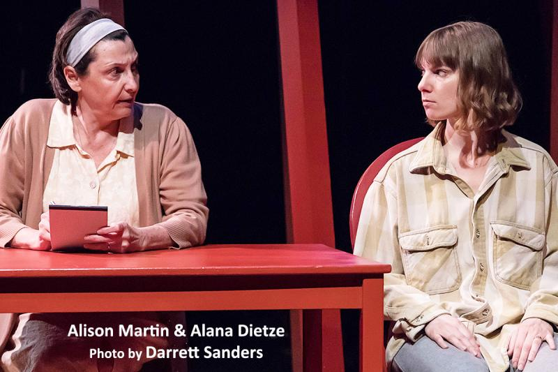 BWW Review: AN UNDIVIDED HEART Deserves Your Undivided Attention