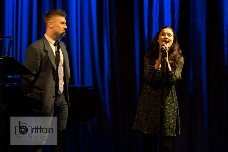 High Res Patrick Sully and Christina Bennington