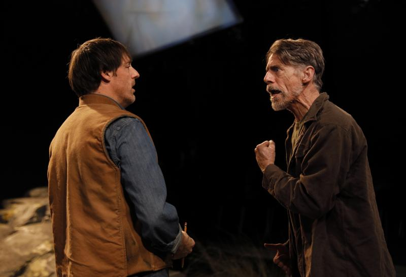 BWW Review: Onward Ho's BIG ROCK - As Solid as Its Title