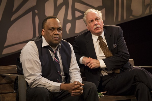 Photo Flash: First Look at TheBarrow Group's A WALK IN THE WOODS