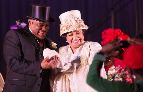Photo Flash: Mccarter Presents The 15th Anniversary Production Of Regina Taylor's CROWNS