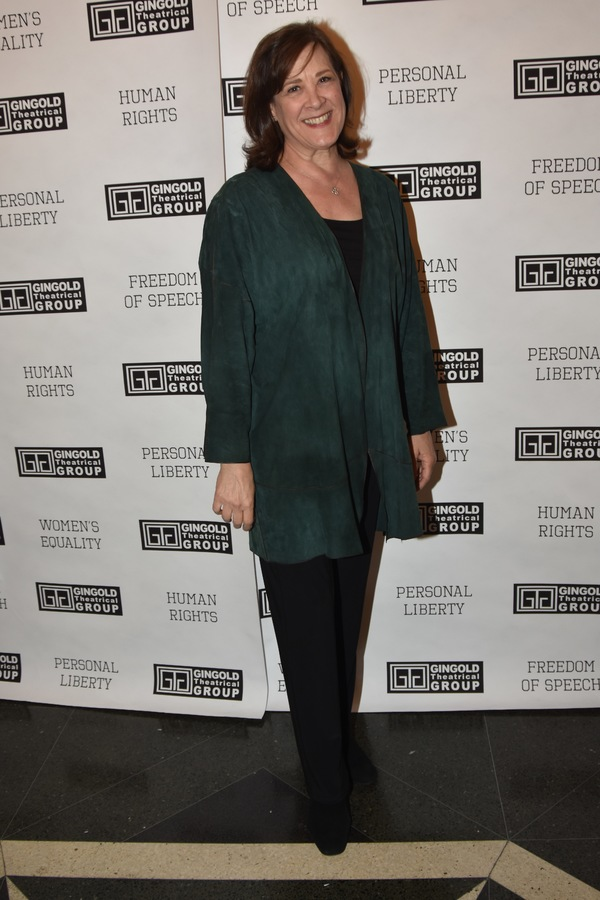 Photo Coverage: On the Red Carpet at the Gingold Theatrical Group Golden Shamrock Gala