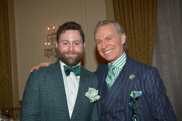 Joshua Weinberg and Richard Weinberg Photo