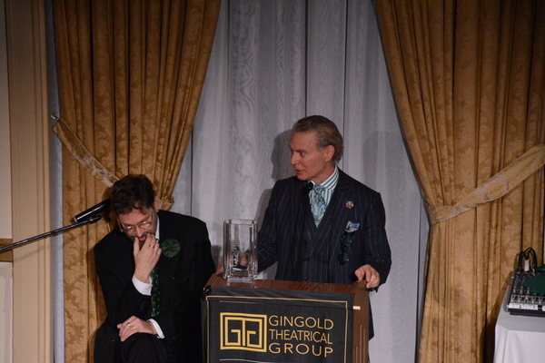 Photo Coverage: Gingold Theatrical Group Gala Honors Martha Plimpton and Tom Viola