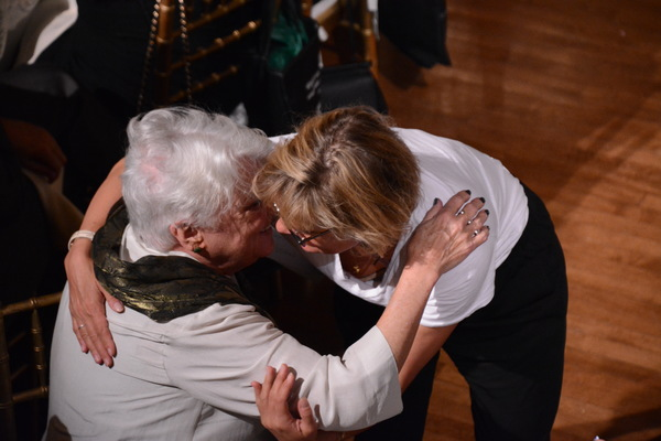 Tyne Daly and Martha Plimpton