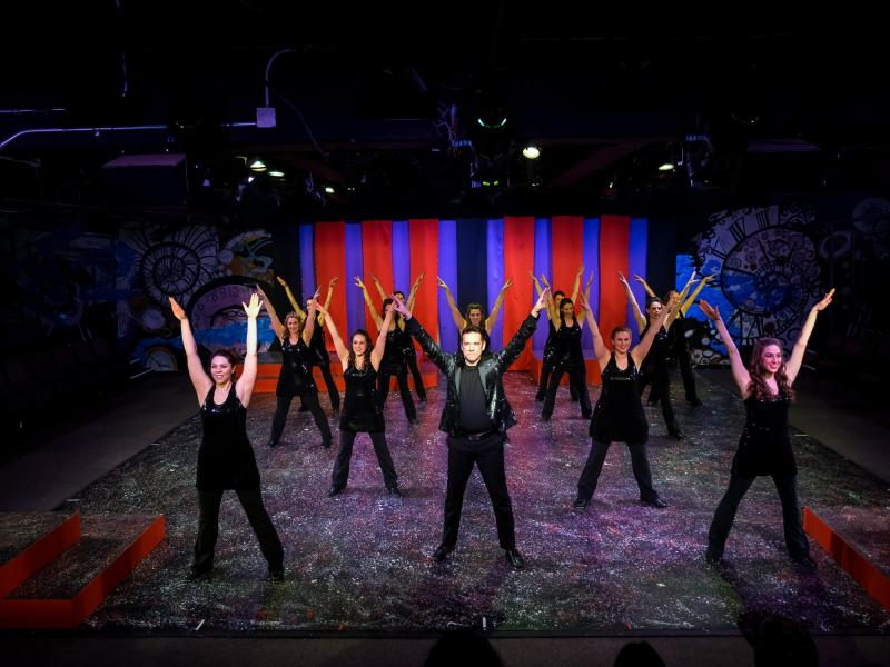 BWW Review: STOP/TIME DANCE THEATER'S 15 at Playhouse On Park