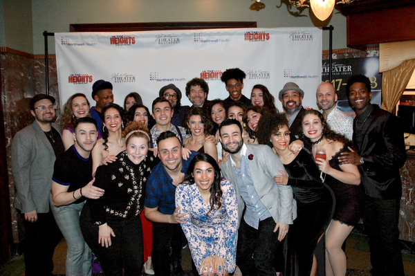 The Cast and Crew that includes-Pau Aguirre, Jordan Chin, Tami Dahbura, Shadia Fairuz, Iinana Garcia, Karma Jenkins, Darius Jordan Lee, Danny Lopez, Delaney Love, Krystal Mackie, Spiro Marcos, Josh Marin, Nick Martinez, Bryan Ernesto Manjivar, Belen Moyan