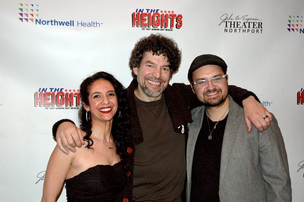 Dana Iannuzzi (Associate Director), Paul Stancato and Alec Bart