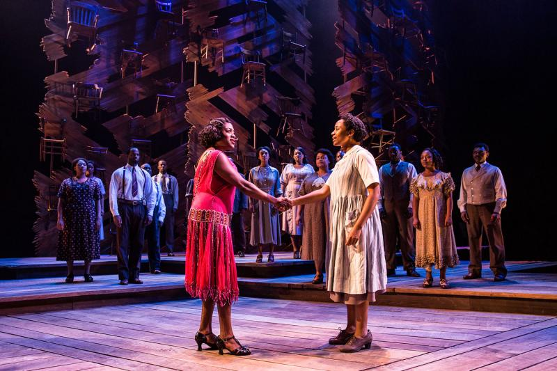 BWW Interview: Carla R. Stewart Steps Into Shug Avery's Shoes In THE COLOR PURPLE
