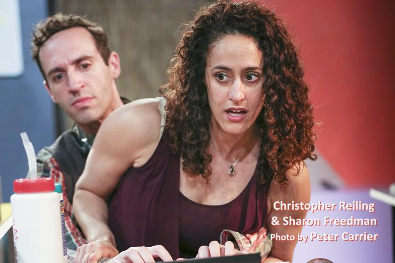 BWW Review: PIGS AND CHICKENS Leaves You Hungry For More Substance