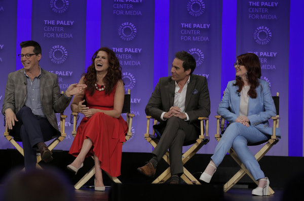 Photo Coverage: Check Out Photos of The Cast of WILL & GRACE at Paleyfest