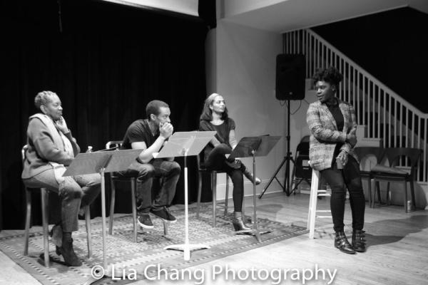 Photo Flash: Will Cobbs, Brenda Denmark And Toni Ann DeNoble In Camille Darby's QUEEN NANNY