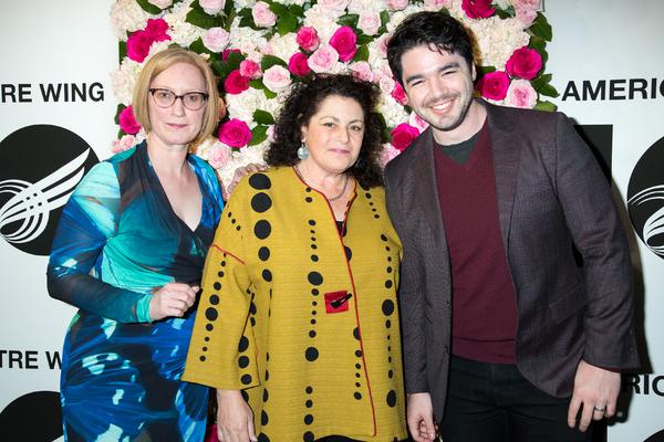 Heather Hitchens, Julie Larson, Matt McCollum Photo