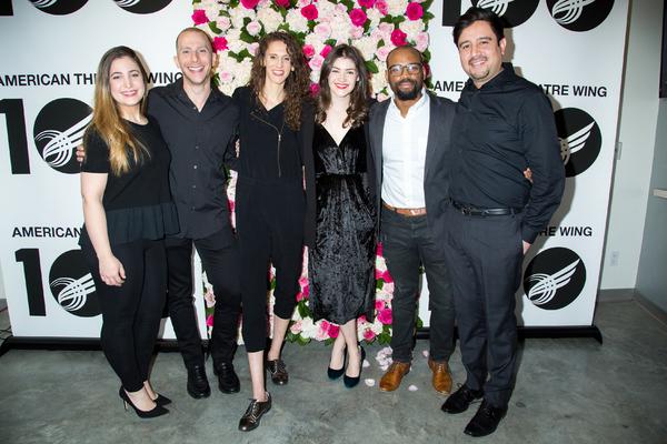 Alexandar Ekhardt, Charlie Alterman, Zoe Sarnak, Emily Kaczmarek, Marques Walls, Alon Photo
