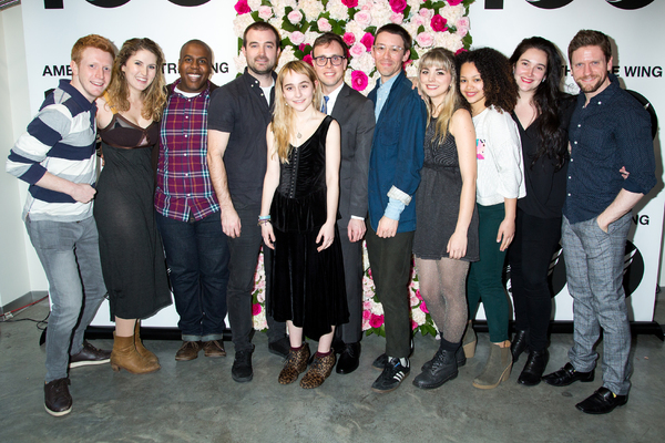Ben Wexler, Monet Sabel, Jura Davis, Josh Bailey, Sophia Anne Caruso, Mark Sonnenblic Photo