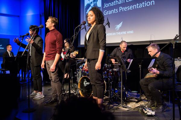 Ben Rauhala, George Salazar, Colin Hanlon, Alexandra Eckhardt, Lilli Cooper, Philip C Photo