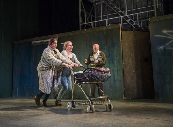 Photo Flash: First Look at THE PLOUGH AND THE STARS at the Lyric Hammersmith