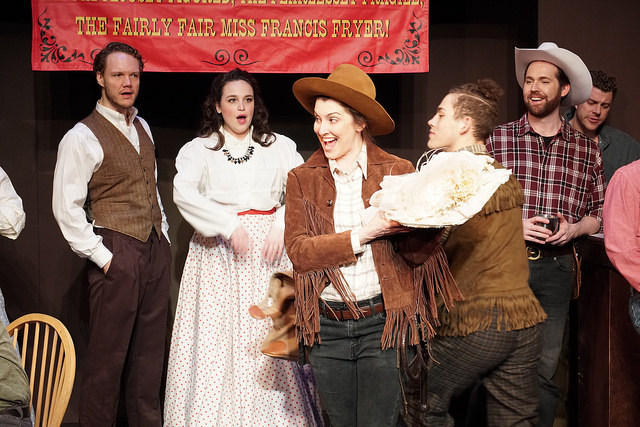 BWW Review: The Curtain Falls On Musicals Tonight! With Hilarity and Warmth In CALAMITY JANE: A MUSICAL WESTERN
