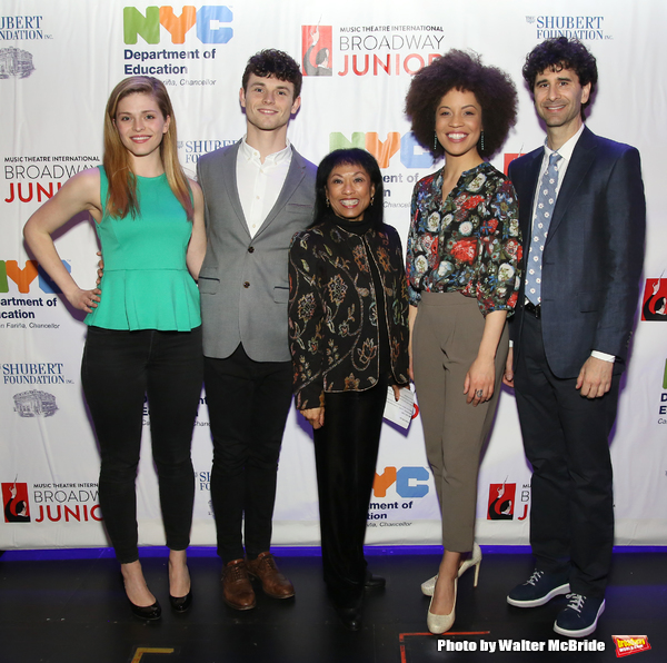 Photo Coverage: Backstage at the The 4th Annual High School Theatre Festival