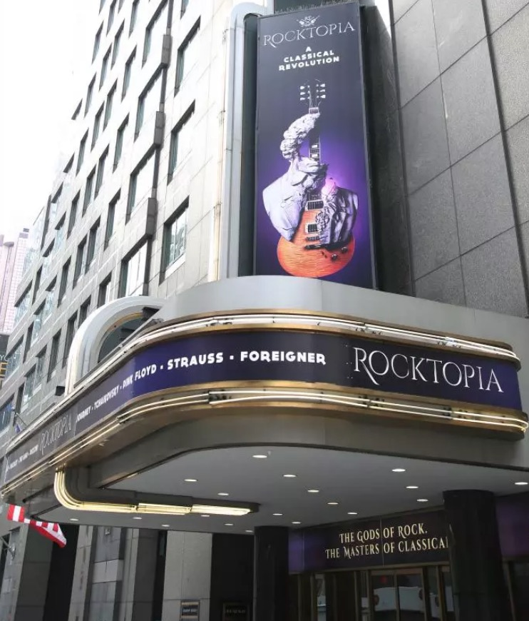 UPDATE: ROCKTOPIA and Actors Equity Reach Tentative Agreement for Choir Contracts