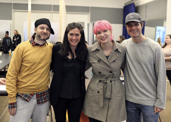 Photo Flash: In Rehearsal with A.R.T.'s JAGGED LITTLE PILL; Full Cast and Creative Announced