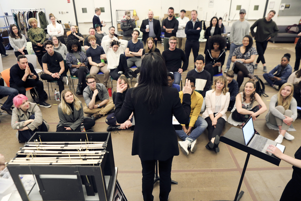 Photos: In Rehearsal with A.R.T.'s JAGGED LITTLE PILL; Full Cast and Creative Announced
