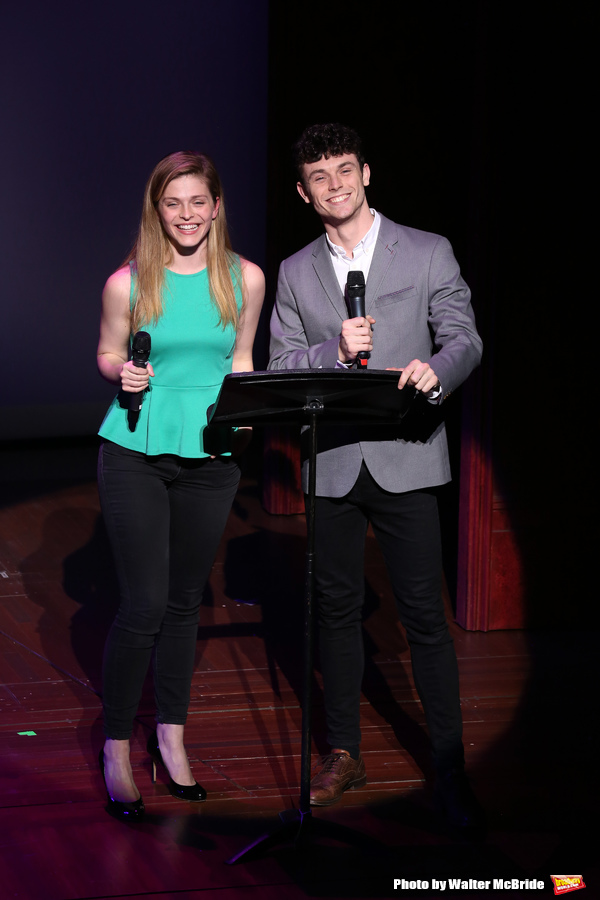 Molly Griggs and Charlie Stemp Photo
