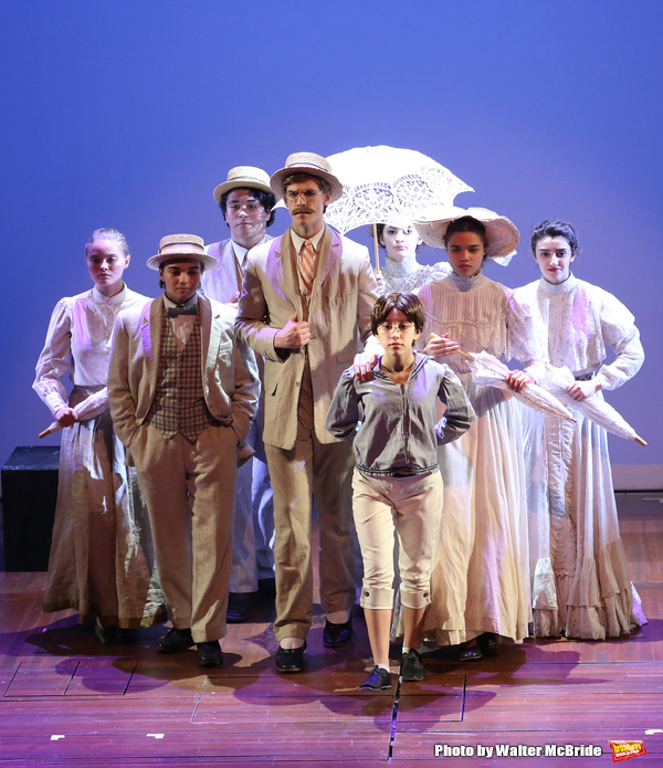 Students from Frank Sinatra School of the Arts perform 'Ragtime'