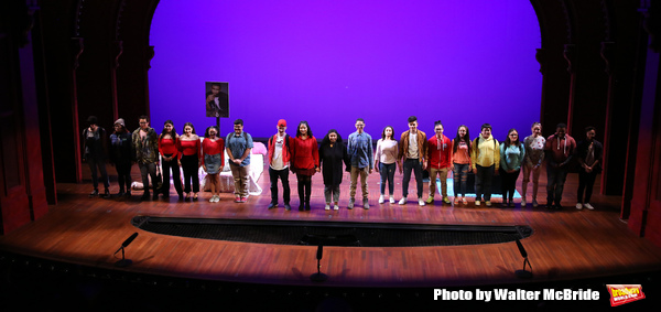 Photo Coverage: High Schoolers Hit the Stage for the 4th Annual High School Theatre Festival!