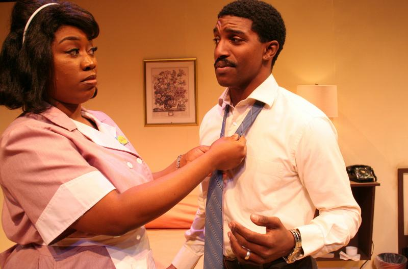 BWW Review: Actor's Theatre Brings THE MOUNTAINTOP Down to Earth – So It Can Soar