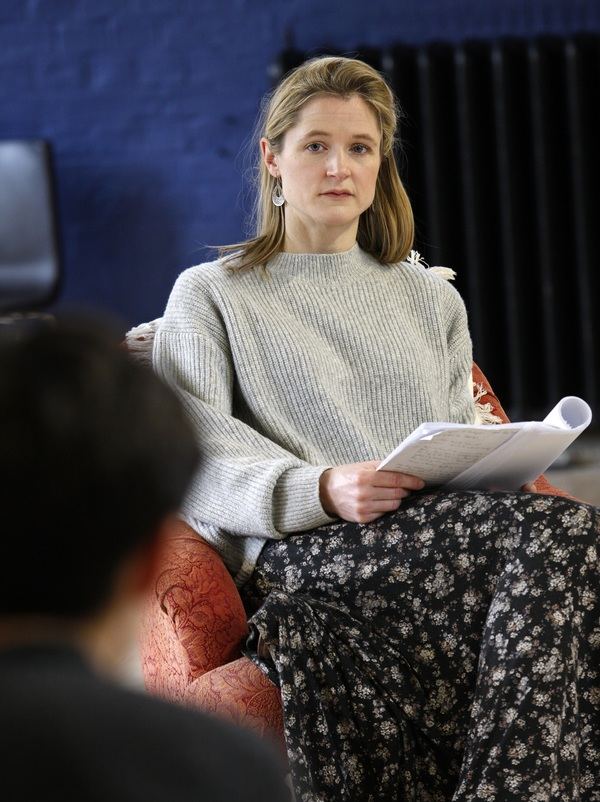 Photo Flash: First Look at the World Premiere of AGNES COLANDER