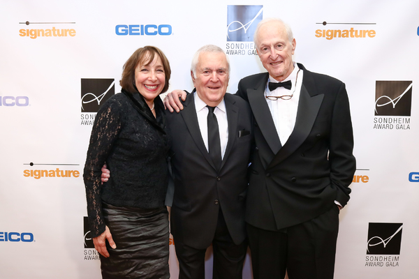 Didi Conn, John Kander and David Shire