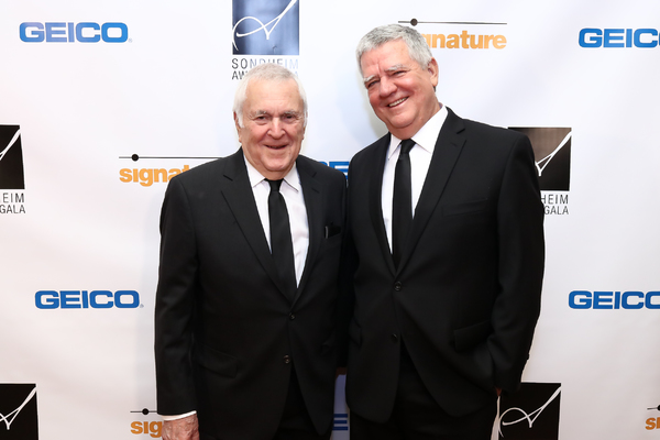 John Kander and Albert Stephenson