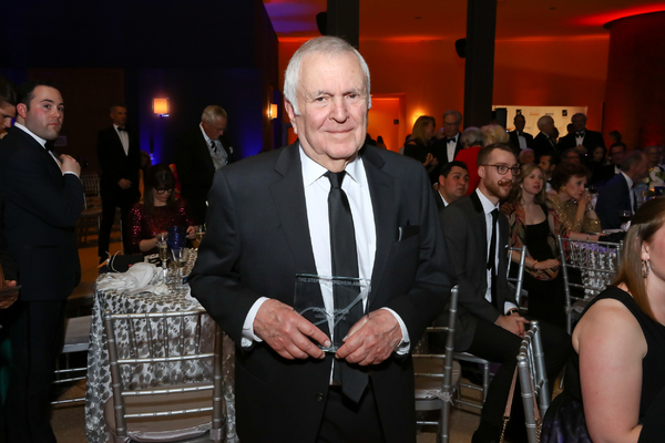Photo Flash: Signature Theatre Honors John Kander with Stephen Sondheim Award