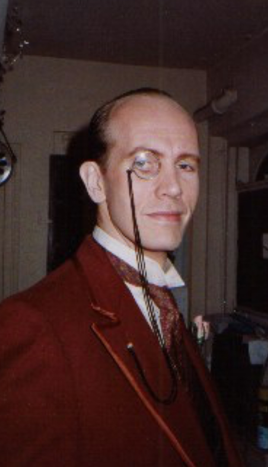 BWW Exclusive: Original Cast Member William Ryall Checks Back Into GRAND HOTEL
