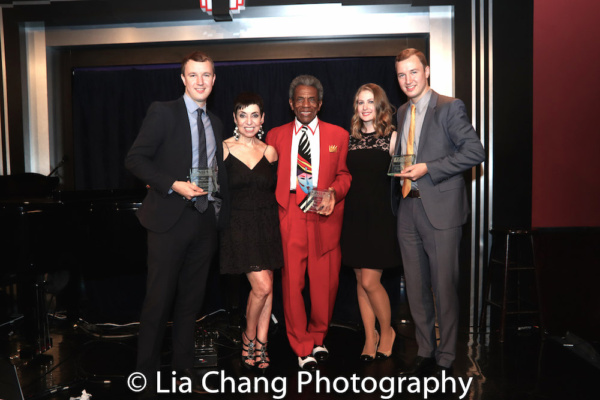 Peter Anderson, Sherry Eaker, Andre De Shields, Amanda Rosenburg and Will Anderson