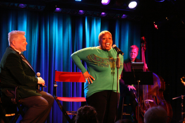 Photo Flash: John Kander Celebrated By Richard Skipper And Company at the Laurie Beechman Theatre