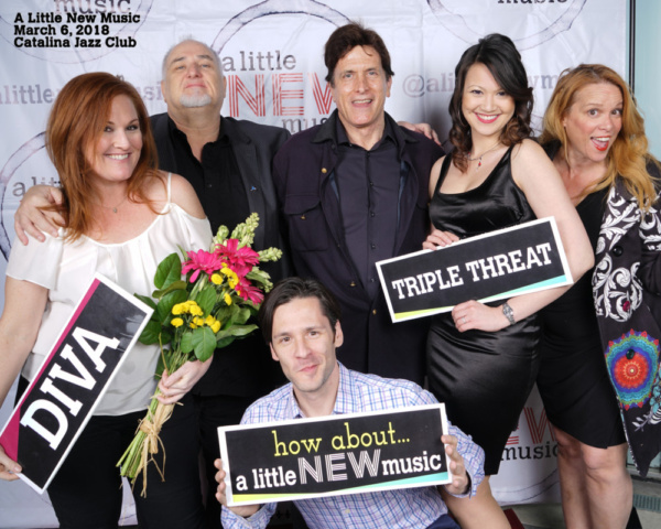 Mandy Kemp, Clifford Bell, Mitch Kaplan, Jennifer Ing, Chase Masterson, and Christopher Maikish