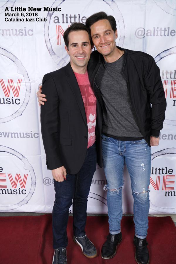 Brett Ryback and Christian Barillas
