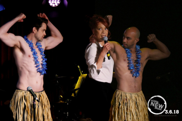 Photo Flash: A LITTLE NEW MUSIC Returns To The Catalina With An All Star Cast!