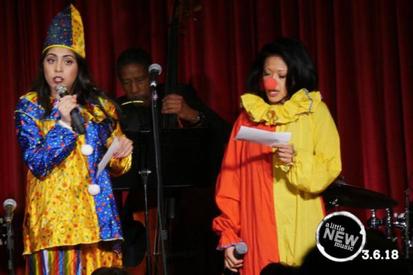 Michelle Ortiz and J Elaine Marcos, Michael Saucier