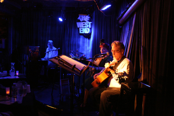Photo Flash: The Blues Jam Kept The West Side Jumpin' at The West Side Lounge