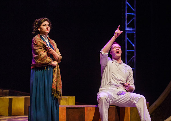 Photo Flash: Garden Theatre Continues 10th Anniversary Season with A TENNESSEE WALK