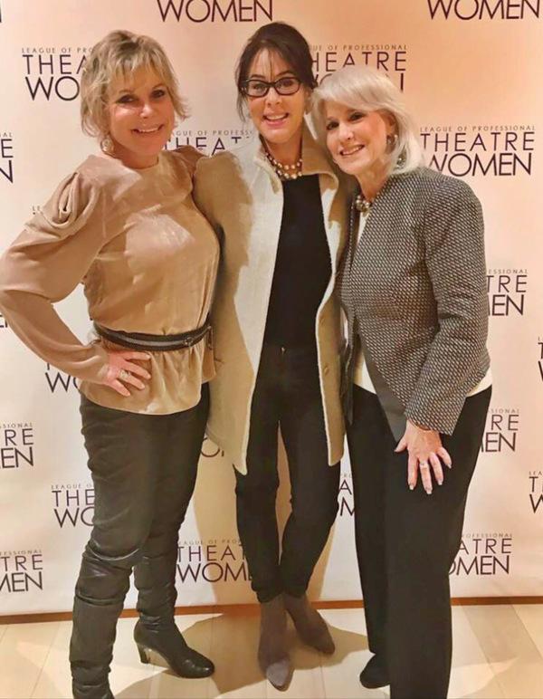 Wendy Federman, Catherine Adler, and Jamie DeRoy