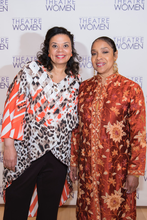 Photo Flash: The League Of Professional Theatre Women Honors Phylicia Rashad, Rohina Malik, and More