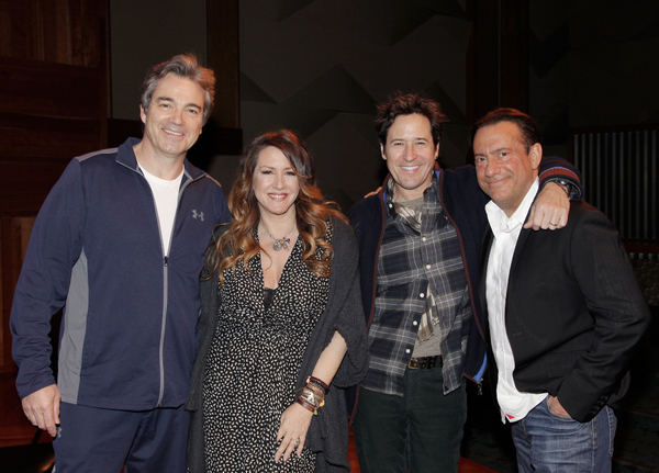 Jon Tenney, Joely Fisher, Rob Morrow, Eugene Pack.