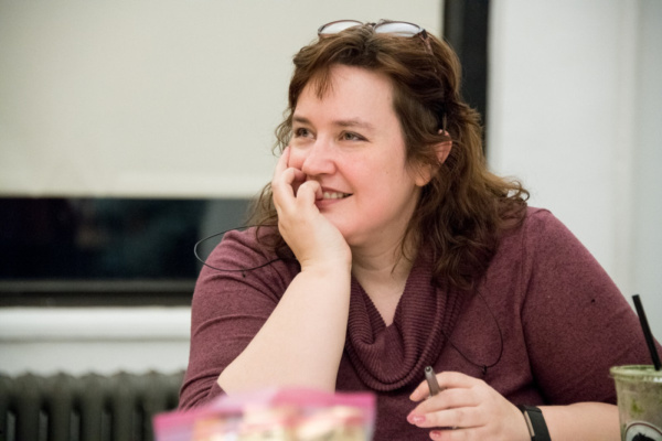Photo Flash: Retro Productions Presents Table Read of WE ARE A MASTERPIECE