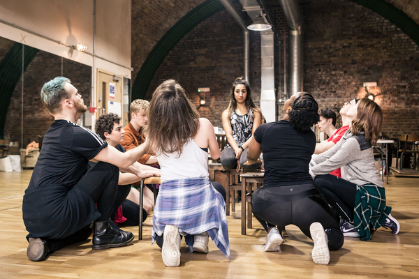 Photo Flash: In Rehearsal of SPRING AWAKENING at Hope Mill Theatre